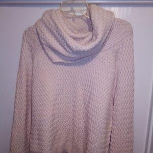 Cream Ladies Sweater